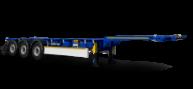 Полуприцепы-контейнеровозы