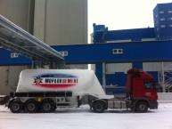 Цистерны для перевозки сыпучих грузов